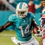 Final: The Miami Dolphins beat the Atlanta Falcons 13-9. Player Of The Game; Jarvis Landry; 5 rec, 84 yards. (1-2) http://t.co/FA6JQAwthw