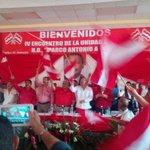 """Exito total en el IV Asamblea """"Marco Antonio Andino"""" #UnidadLiberal #RetoLiberalCopan Mauricio Villeda Bermúdez http://t.co/yD5xmliuci"""