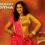 Wishing my ShankaraBharanam CoStar @IamNandithaRaj a very very happy birthday