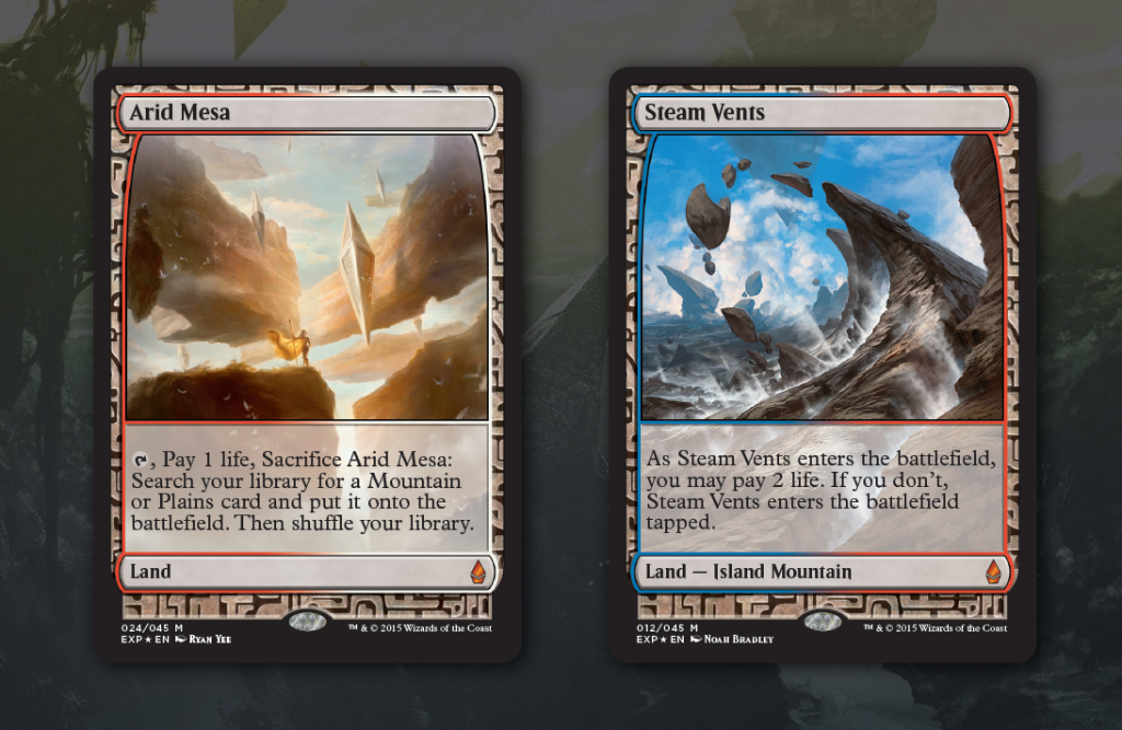 Zendikar Expeditions will include some shocking (and fetching) favorites! #MTGBFZ #PAXPrime http://t.co/jK9IYzqUqy
