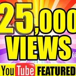 High Quality 25,000+YOUTUBE views  for $50 http://t.co/sc9xsiD3uj via @MyCheapJobs_ http://t.co/HDadFRAPe6