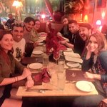 #PAX dinner with @wilw @PatrickRothfuss @Rileah @tweetsoutloud @ChrisWarcraft  @Dammit_Liz @tweetsoutloud @James_LRR