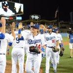FINAL: #Dodgers 5, Cubs 2 #WeLoveLA #Whiff http://t.co/SV3jRVk2Vm