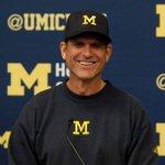 Harbaugh-mania shifts into high gear at Michigan http://t.co/bpzrOk7N7B @CoachJim4UM http://t.co/5ZMTWnbypZ