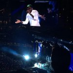 It was a blast singing #Cheerleader with you tonight, @TaylorSwift13. #1989TourSanDiego http://t.co/cCUxT3TbqU