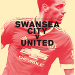 #mufc return to @PremierLeague action today away to Swansea, with kick-off at 16:00 BST. Come on! http://t.co/N3pkPjbS5T