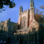 Yale wants discussion on renaming college honoring racist http://t.co/YvF6BTzutw #boston http://t.co/OBQF4MJekY