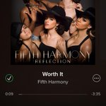 I PUT MY SPOTIFY PLAYLIST ON SHUFFLE AND THE FIRST SONG TO COME ON WAS WORTH IT, ITS A SIGN #WorthItVMA http://t.co/fLk7kR3L3D