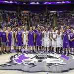 It was a terrific night of basketball at the Alumni Classic. Thanks Wildcat fans for all your support. #WeAreWeber http://t.co/9eyJU4Ft8Z