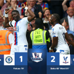 #BPL Champions Chelsea were stunned by Crystal Palace at Stamford Bridge -> http://t.co/d8obsF7HuA #SSFootball http://t.co/XcWhn9uEWO
