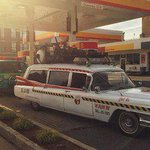 'Ghostbusters' Vehicle Spotted At Boston Gas Station http://t.co/oZUKd2rd4w #boston http://t.co/tv1AaXDQ9a