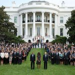 @POTUS Barack Obama @FLOTUS Michelle Obama and @VP @JoeBiden join… - http://t.co/SosGilTFui http://t.co/Cobrn5bzsC