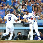RECAP: Jose Peraza Provides Lift For #Dodgers in 5-2 Victory Over #Cubs >> http://t.co/dzfw7TgTfR #WeLoveLA http://t.co/YbRLNFzpEQ