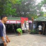 Mengunjungi stand #PameranKodamIM http://t.co/mfbL9hs9AI