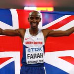"""""""Mo is the greatest sportsman that Britain has ever had."""" Do you agree? http://t.co/5w208jo8wu http://t.co/w6fEUZoeny"""