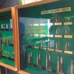 Jenis peluru dan nama tanda jasa di Indonesia #PameranKodamIM http://t.co/jrXthtWypl