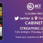 Get your questions ready! #CBRcabinet is on tomorrow. Tune in at 7.30 on @Periscopeco or follow the action on Twitter http://t.co/LuCVtydm1g