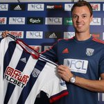 Northern Ireland defender Jonny Evans joined West Brom from Manchester United -> http://t.co/lj8P8BIy9z #SSFootball http://t.co/dXomketwVj