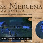 SWISS MERCENARIES - TWO BROTHERS (BETA) - DOWNLOAD NOW AT http://t.co/Aw8zJ2hzHh @reislauefergame #swissgames http://t.co/e99Y19M7MG