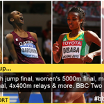 We are live with the final action from #Beijing2015. Join us on @BBCTwo & online via: http://t.co/0IJelX3oux http://t.co/kJN30ugMkH