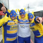 Leeds Rhinos fans will line the streets for victory parade. Full details of route here: http://t.co/epAkvuAXIL http://t.co/ZdNLo1bmBC