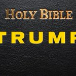 #BOSTON NewYorkLoverUSA: RT USAHumanist: The #TrumpBible, the #Bible as re-written by #DonaldTrump … http://t.co/a1GWtd4O8H