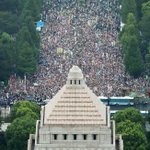 Thousands protest Abe, security bills at Diet rally http://t.co/EN0wQaN5mx http://t.co/94pR2IsypI