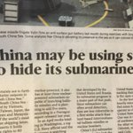 China and their military tactics... http://t.co/JAmGbuCZlm