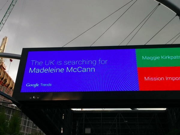 When real-time billboards go wrong, or at least when common sense should've prevailed (thx to @willsh and @imhobson) http://t.co/LC1RIcMxxO