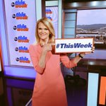 RT @ThisWeekABC: Use #ThisWeek when you tweet about the show. http://t.co/xV910RYNEa