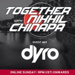 Are you tuned into @Dyro's guest mix? Right now on http://t.co/hCewiY8Wzf !!