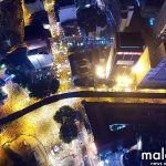 Another aerial shot towards the end of #Bersih4 just now. Live updates: http://t.co/aatMssFuMQ http://t.co/U1KcV3h8e5