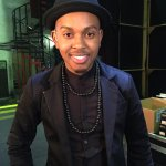 """We love his hats. But what about his rendition of Trey Songzs """"Touching Love""""? @Phixx1 #IdolsSA #IdolsLungisa http://t.co/RYrdQOCXO2"""