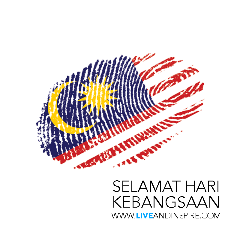 No matter the race, the religion or beliefs, we are all Malaysians. Selamat Hari Kebangsaan, Malaysia. http://t.co/gPggyRnhfZ
