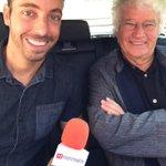 Entrevue avec le grand et sympathique réalisateur @JJAnnaud au #FFM2015 @FFMMontreal @MontrealTV @BMWCanbec http://t.co/ulH82xNArC