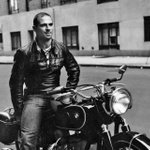 Oliver Sacks on his motorcycle in Greenwich Village in 1961. Never get tired of this one. #RIP http://t.co/jRW5lj6bI3