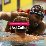 On #periscope #AskCullen - the 1st African-American to hold a world rec (4×100-meter freestyle relay) in swimming. http://t.co/SaUWRezSnI