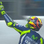 Rossi retakes the title lead with his fourth win of the season at the #BritishGP #MotoGP http://t.co/WRupw6RXQK