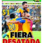 Buenos días, esta es nuestra portada de hoy de La Afición #Monterrey http://t.co/19LOxIfXSJ