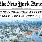 10 Years Ago: Failed levees in New Orleans in the wake of Hurricane Katrina. http://t.co/2mgs82zleb http://t.co/ifmlRkxsdI