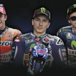 Valentino Rossi - 236 Jorge Lorenzo - 224 Marc Marquez - 159 Will the Doctor win the 2015 World Championship?! http://t.co/cbyVRy3pkl