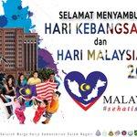 Selamat Menyambut Hari Kebangsaan dan Hari Malaysia 2015 MALAYSIA #sehatisejiwa http://t.co/2VdBTkLTtX