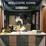 Welcome home, new Spartans. Lets make this the best year ever. #SpartanMoveIn http://t.co/5Ir5SkJERw