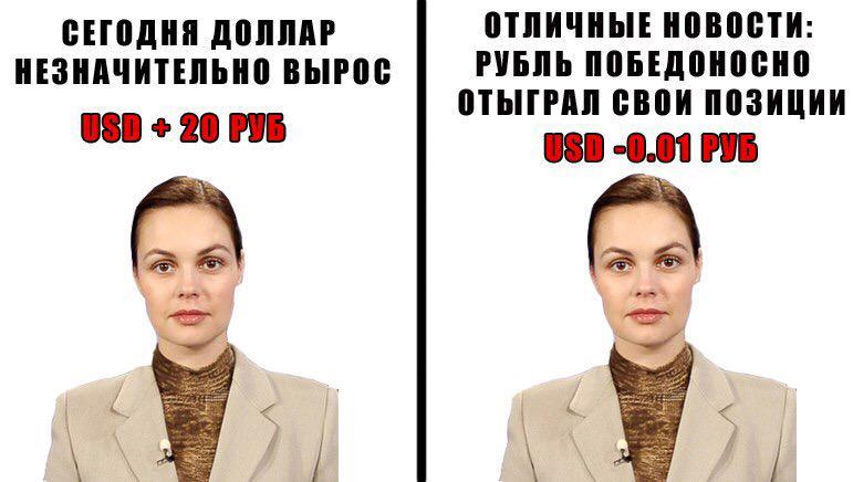 Сколько рублей в 1 долларе на сегодня 2018 год