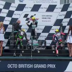 #Moto3 @DannyKent52 stands proud and soaks in his first #BritishGP win. Full rundown at http://t.co/v4E1CnKgJ4 http://t.co/wDOhUGx2Ov