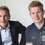 Manchester City are delighted to announce the signing of @DeBruyneKev! Story: http://t.co/paLxppSmsi #welcomeKDB http://t.co/B9N0mu8DST