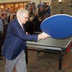 Happy birthday @WarrenBuffett! I hope Im still crushing it at ping pong when Im 85. http://t.co/a7aDdfYNwQ
