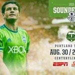 ⚽️ Its #SoundersMatchday! Its #SEAvPOR! ⚽️ ???? = @ESPN ???? = @KIRORadio, @ElRey1360 ???? = http://t.co/i8fA2Jiakp http://t.co/V5XePAv5dD