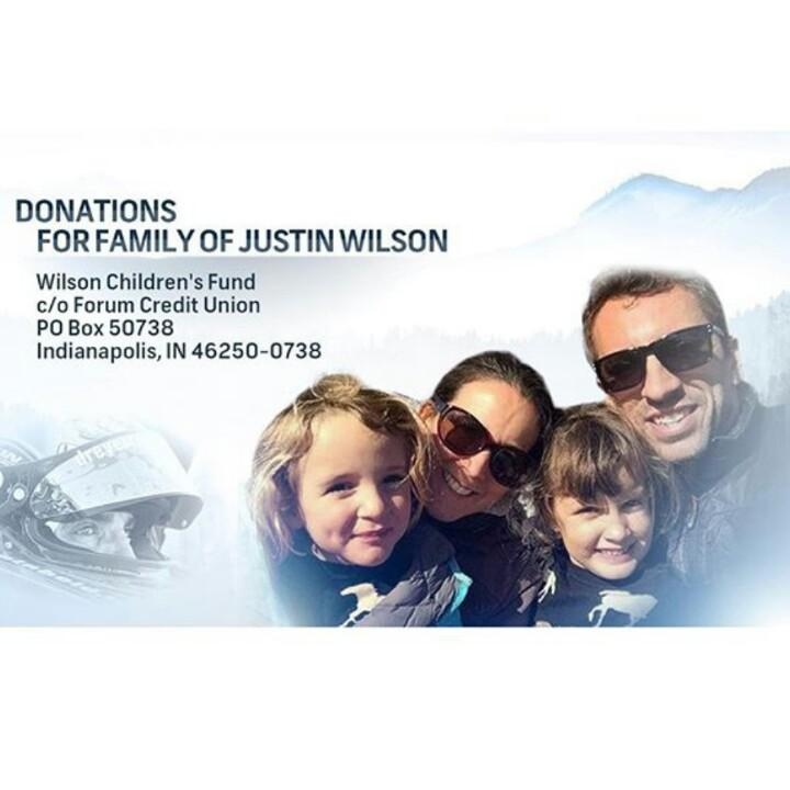 To all my friends, match what your expenses will be today and donate to http://t.co/N5qZOmQmcg. #BadAss #ripjustin http://t.co/5rJiFl8sWO