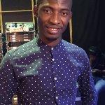 """Karabo is up with Sam Smiths """"Im Not The Only One"""". #IdolsSA @moganekarabo #IdolsKarabo http://t.co/FfVrmGX6ZV"""